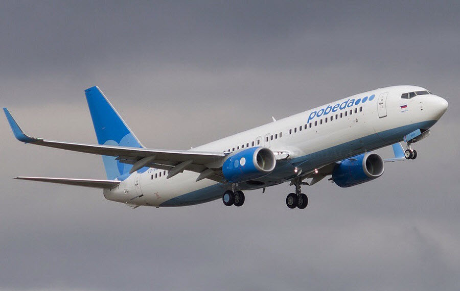 Авиакомпании «Победа» разрешили летать в Германию, Францию и Словакию