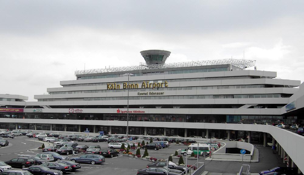 Купить авиабилеты Москва (Внуково) — Кёльн/Бонн