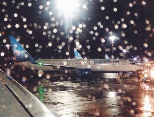 «Победа» будет летать из Астрахани в Санкт-Петербург