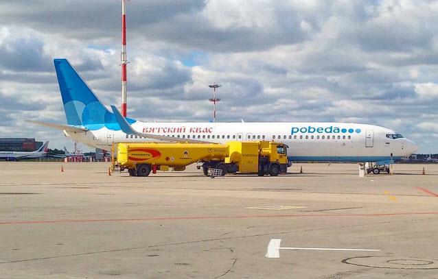 Лоукостер «Победа» запускает авиарейс «Волгоград — Санкт-Петербург»