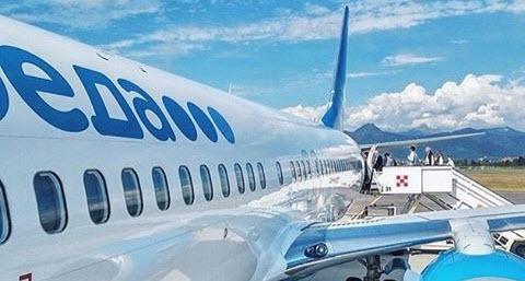 С октября «Победа» начнёт летать в Азербайджан