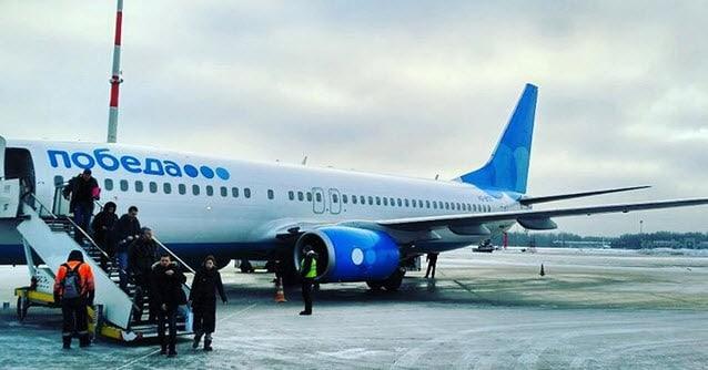 Лоукостер «Победа» планирует запустить рейсы из Красноярска в Новосибирск