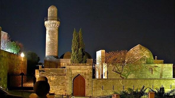 Бакинская крепость