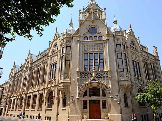 Дом счастья Баку (Дворец Мухтарова)