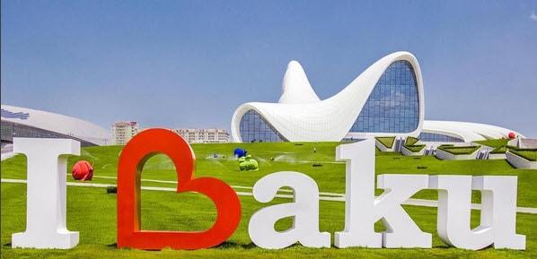 Что посмотреть в Баку на выходных