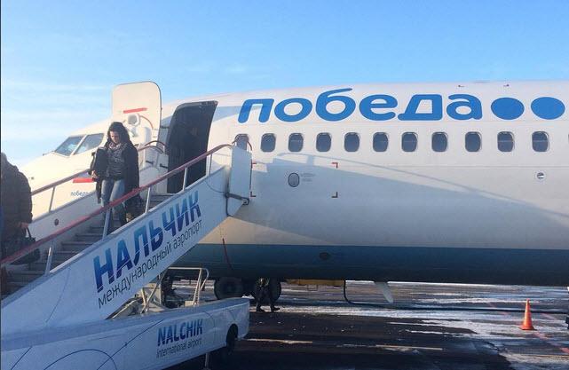 Лоукостер «Победа» планирует увеличить авиапарк вдвое