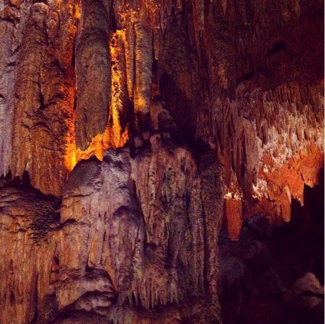 Дамлаташ и пещера влюбленных