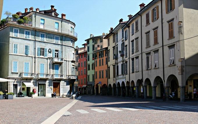 Что нужно обязательно посмотреть в Бергамо (Италия)