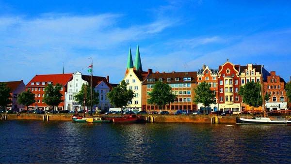 5 городов, которые надо посетить в Северной Германии