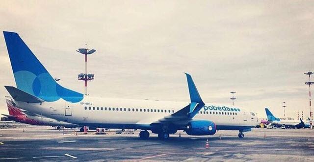 Авиакомпания «Победа» сделает аэропорт Кольцово своим пересадочным пунктом