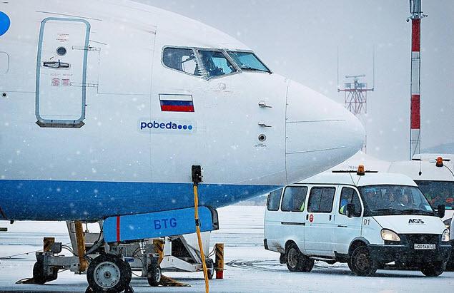 Медики и экипаж спасли малолетнего пассажира компании «Победа»