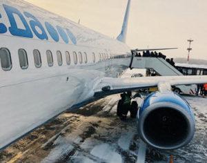 Победа не будет летать в Минск