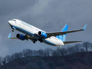 Победа получила разрешение летать в Подгорицу