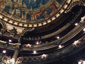 Культурная программа в театрах за границей
