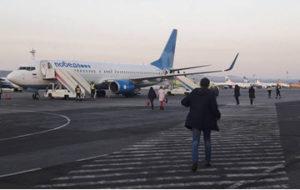Дебошир стал причиной разворота самолета