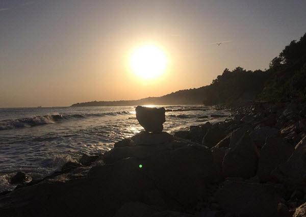 Искупайтесь в Черном море в Варне