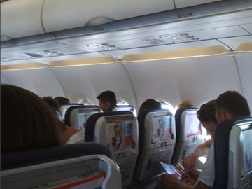 Тяжелый полет из Москвы в Волгоград завершился благополучно