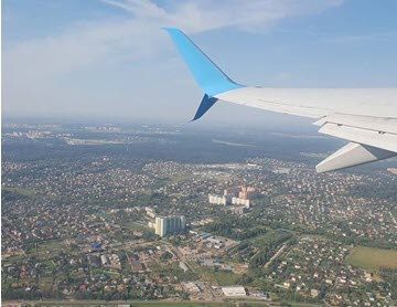 Авиакомпания Победа соединит Екатеринбург и Пермь с Тбилиси