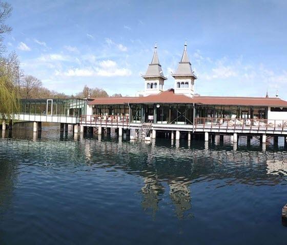 Венгерская Danubius Health Spa Resort Aqua (Хевиз, Венгрия)