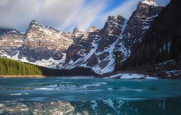13 лучших отелей с видом на озеро в мире
