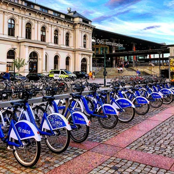 Что нужно обязательно посмотреть туристу в Осло и Бергене (Норвегия)
