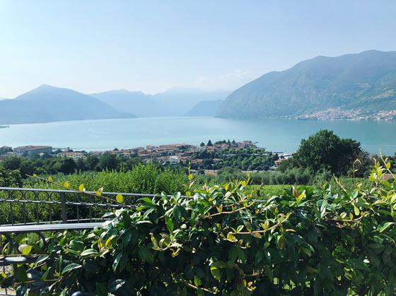 Итальянская гостиница Romantik Hotel Relais Mirabella Iseo (Изео, Италия)