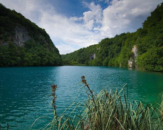 Хорватская гостиница Hotel Jezero (Плитвицкие озера, Хорватия)