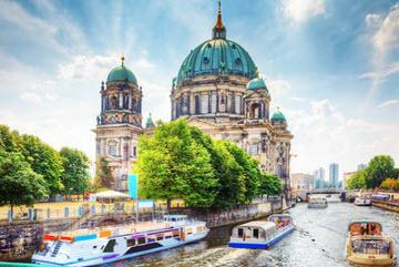 Гид по Берлину — кебаб, музеи и техно-музыка