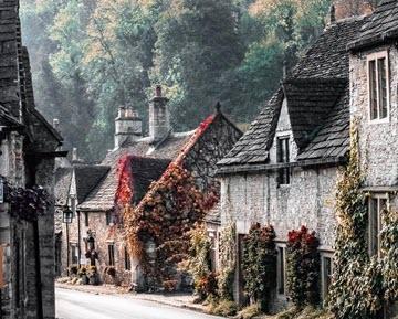 Котсуолдс — сельская Англия, которую вы видели в фильмах