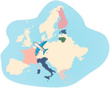 9 самых лояльных стран для получения Шенгена