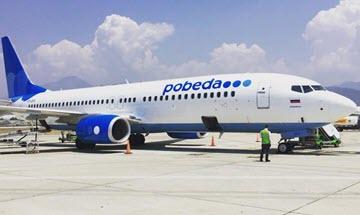 Победа заказала для себя новые лайнеры Boeing 737 MAX 8