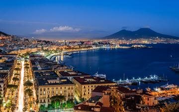 Интересная программа отдыха в Неаполе на 3 дня с почасовой разбивкой