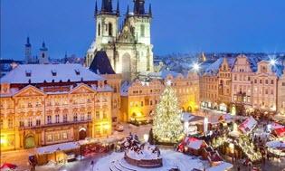 Новогодний словарь Праги: инструкция к отличному отпуску
