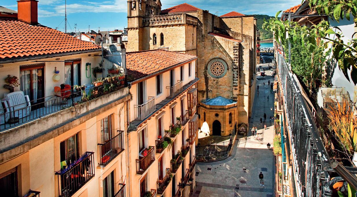 Чем известен город-курорт Сан-Себастьян (Испания): история города басков