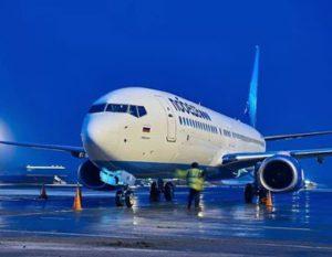 Победа остановит международные полеты из Пулково в апреле