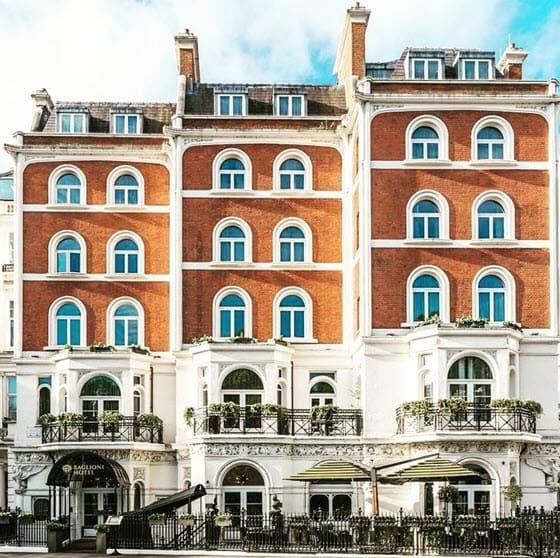 BAGLIONI HOTEL LONDON, ЛОНДОН