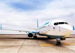 Победа среди лидирующих авиакомпаний России