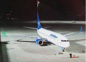 Авиакомпания Победа увеличивает пассажиропоток