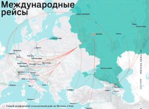 10 популярных рейсов Победы в Европу