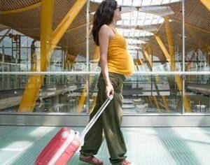 17 советов как правильно лететь беременной в самолёте
