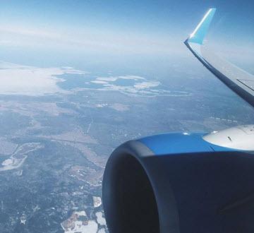 Победу посчитали самой безопасной авиакомпанией