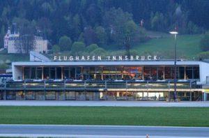 Аэропорт Инсбрук (INN) в Австрии