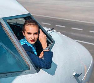Победа стала одним из лидеров по перевозке пассажиров из Пулково