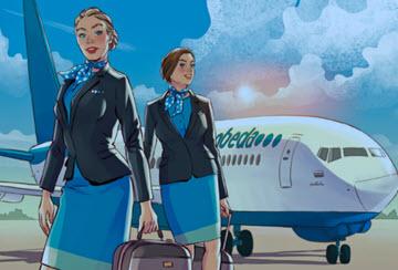 Авиакомпания Победа — сайт, авиабилеты, регистрация и багаж